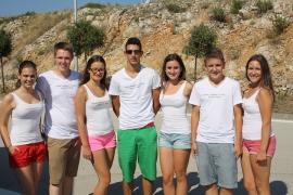 Dica iz Cajte na putu u Split