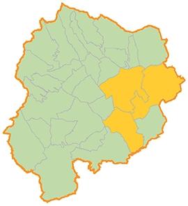 Sridnje gradisce Filez, Veliki Boristof i Frakanava-Dolnja Pulja istaknuto