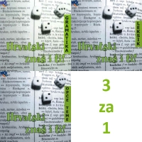 Hrvatski znaš i ti (3 za 1)