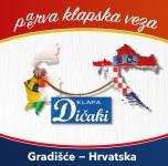 Parva/Perva klapska veza Gradišće - Hrvatska
