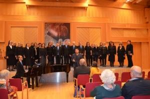 Mješoviti zbor župe sv. Blaža u Željeznu